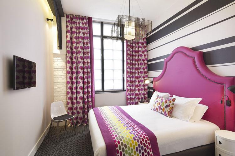 Superior Room - Hotel Fabric - Paris