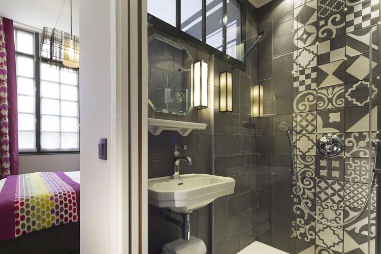 Bathroom - Hotel Fabric - Paris