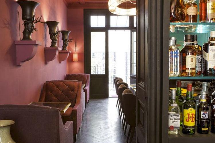 Lobby - Le Singulier - Paris