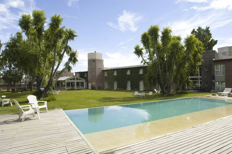 La posada hotel boutique h tel boutique puerto madryn for Great little hotels