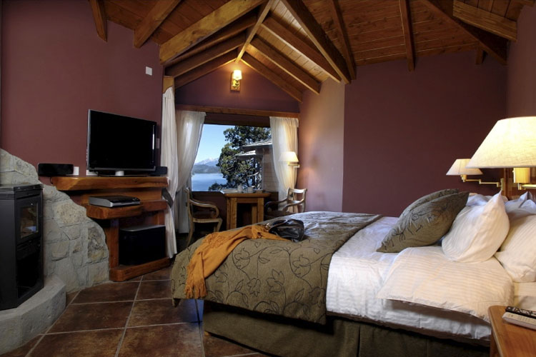 Deluxe Room - Charming Luxury Lodge & Private Spa - San Carlos de Bariloche