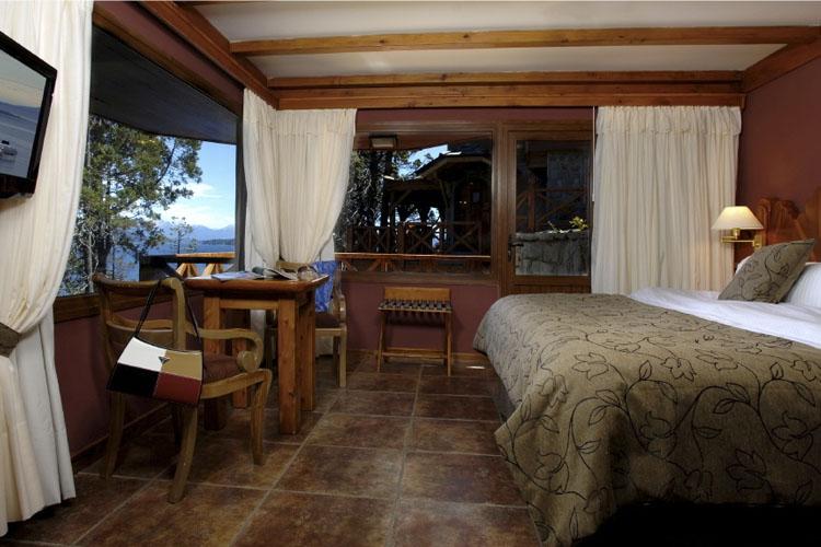 Master Room - Charming Luxury Lodge & Private Spa - San Carlos de Bariloche