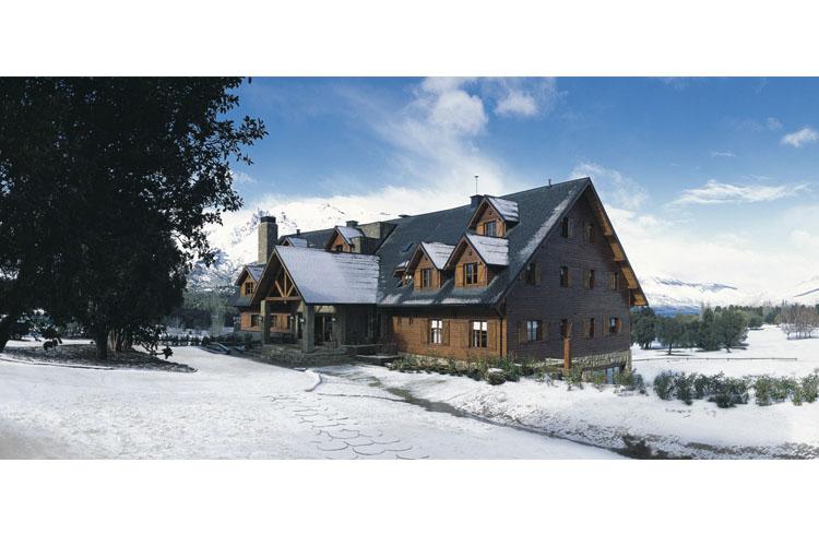 Facade - Arelauquen Lodge - San Carlos de Bariloche