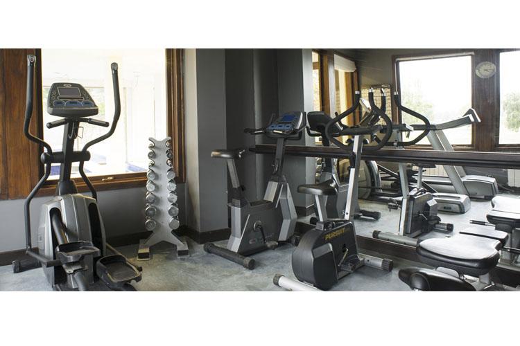 Gym - Arelauquen Lodge - San Carlos de Bariloche