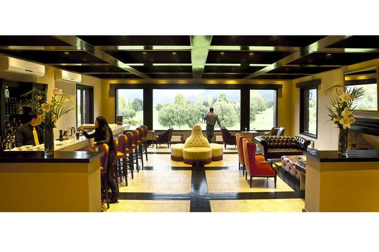 Lobby - Arelauquen Lodge - San Carlos de Bariloche