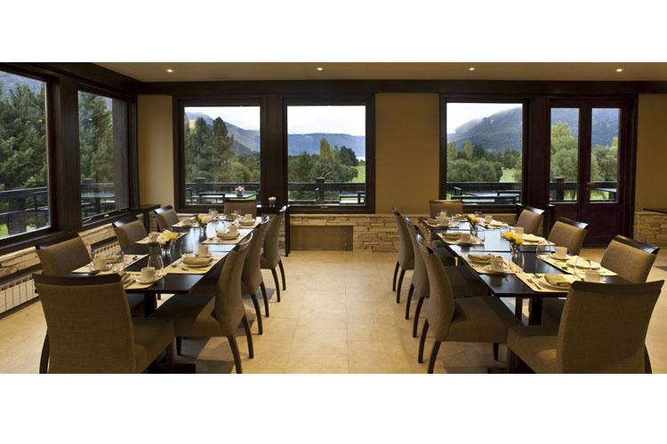 Dining Room - Arelauquen Lodge - San Carlos de Bariloche