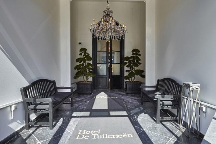 Hall - Hotel de Tuilerieën - Bruges