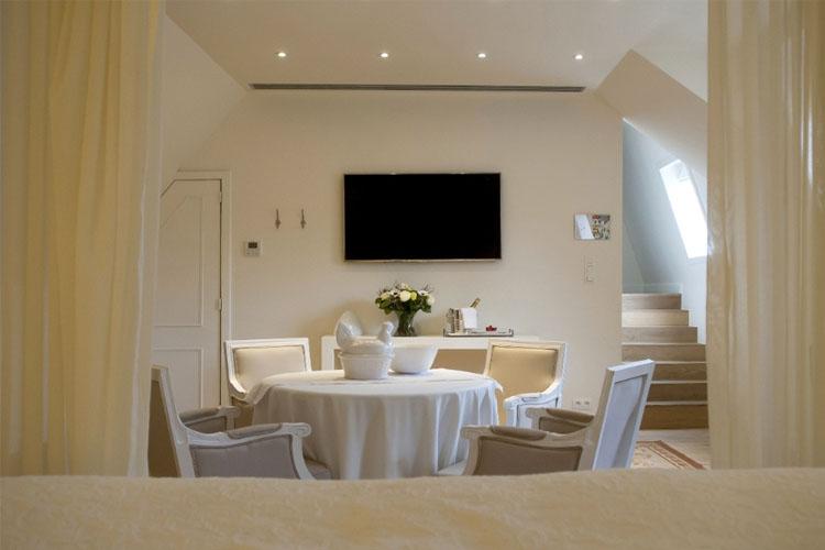 Suite - Hotel de Tuilerieën - Bruges