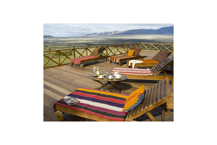 Terrace - Eolo Patagonia Spirit - El Calafate