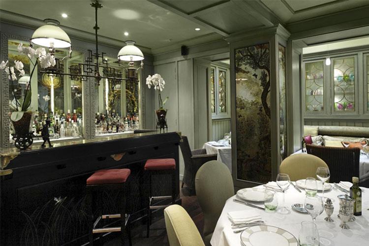 Restaurant - Hotel Daniel Paris - Paris
