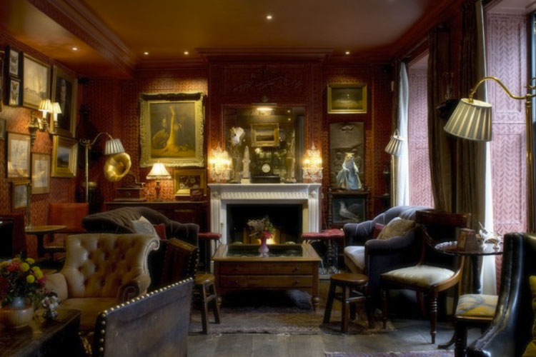 Lobby - The Zetter Townhouse Clerkenwell - Londres