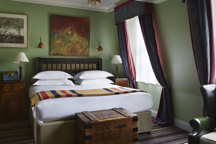 Townhouse Deluxe Room - The Zetter Townhouse Clerkenwell - Londres