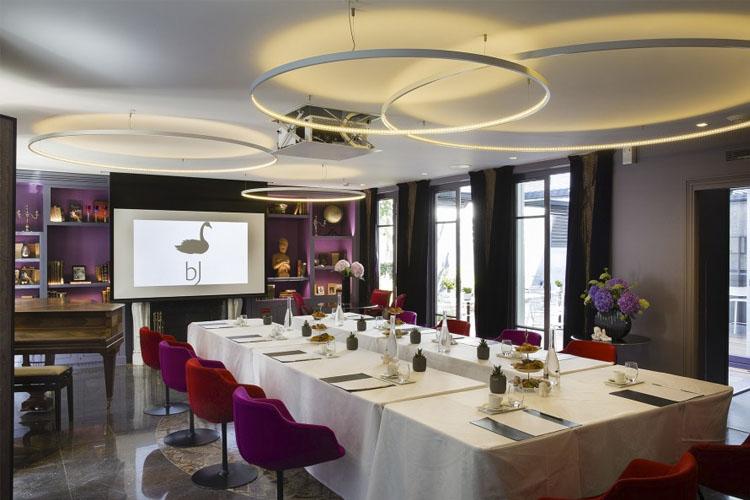 Business Room - La Belle Juliette - Paris