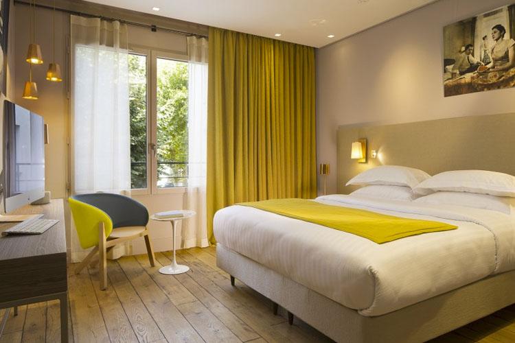 La Belle Juliette Hotel Paris France