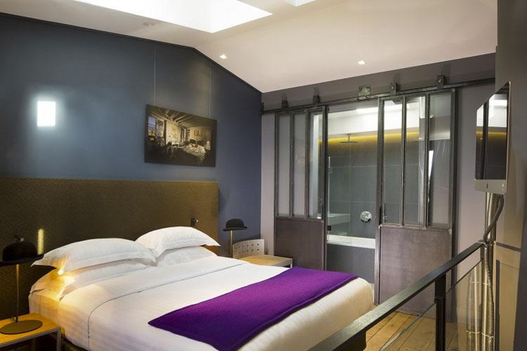 Duplex Garden Room - La Belle Juliette - Paris