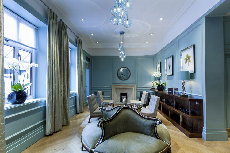 The levin a boutique hotel in london page for Small boutique hotels london