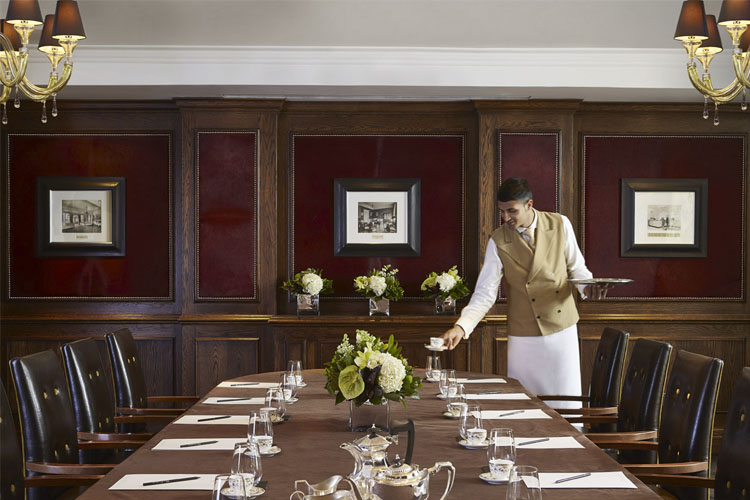 Business Room - The Goring - Londres