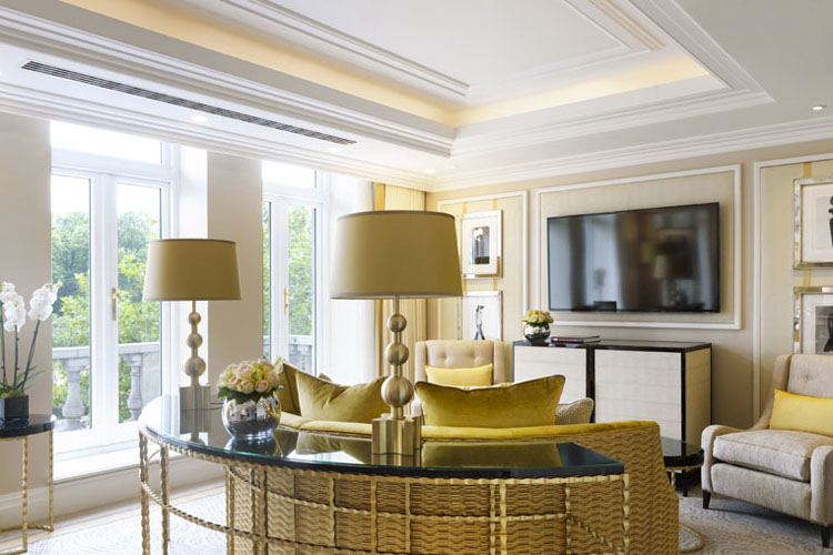 The wellesley knightsbridge a luxury collection hotel for Hotel boutique londres