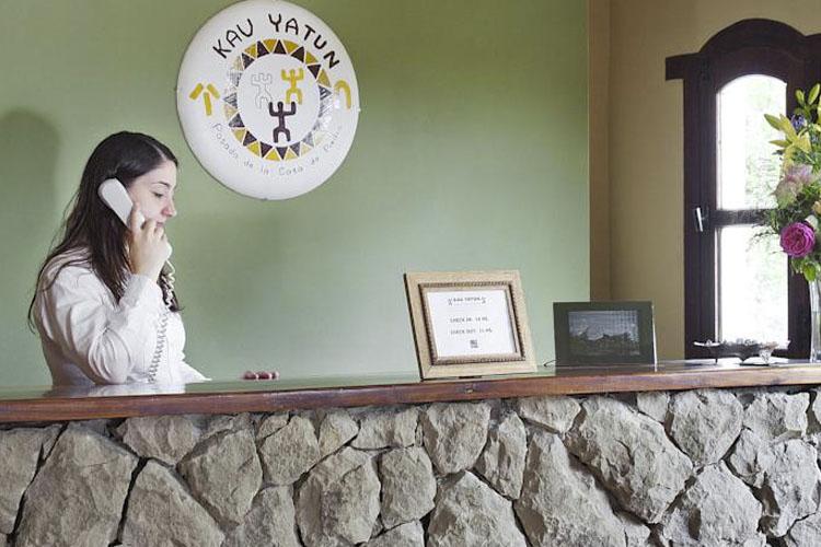 Reception - Kau Yatun Hotel de Campo - El Calafate