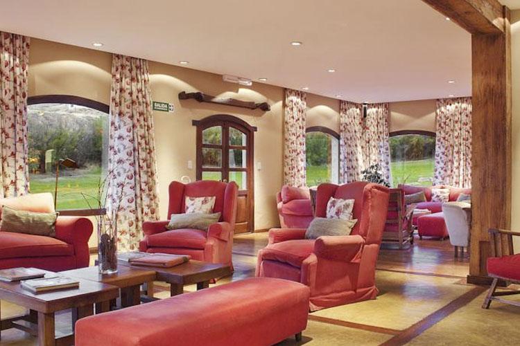 Lounge - Kau Yatun Hotel de Campo - El Calafate