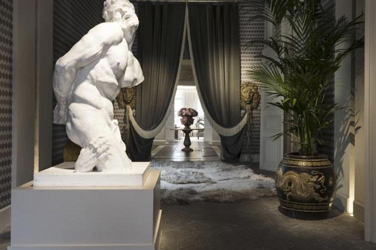 Interior - Hotel Van Cleef - Bruges
