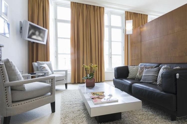 Common Area - Hotel Van Cleef - Bruges