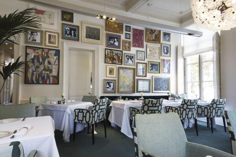 Dining Room - Hotel Van Cleef - Bruges