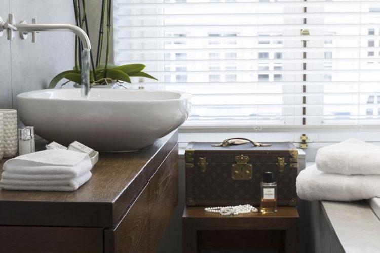 Bathroom - Hotel Van Cleef - Bruges