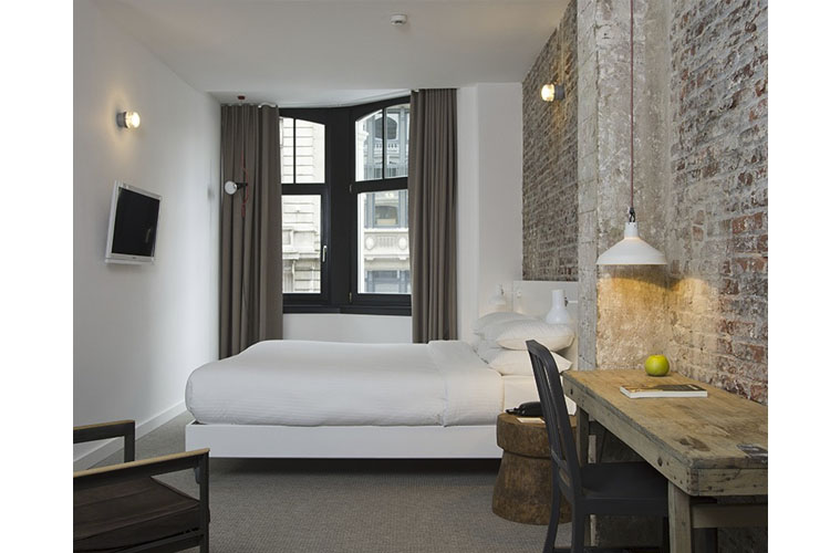 Superior Room - 9Hotel Central - Brussels