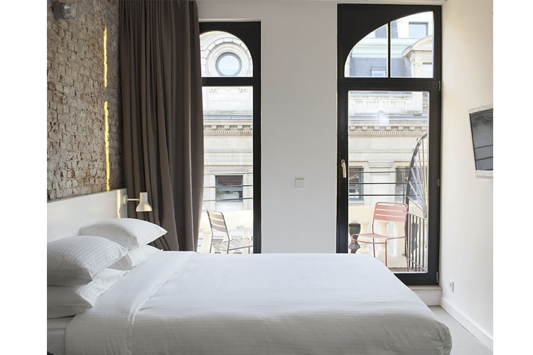 Classic Room - 9Hotel Central - Brussels