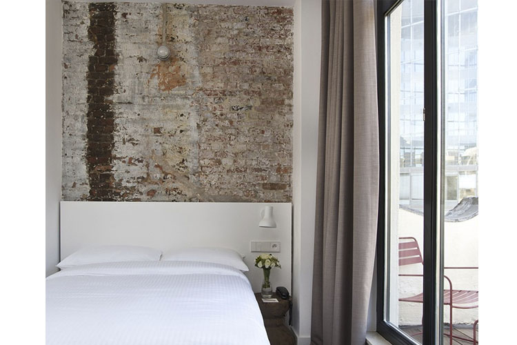 Single Room - 9Hotel Central - Brussels