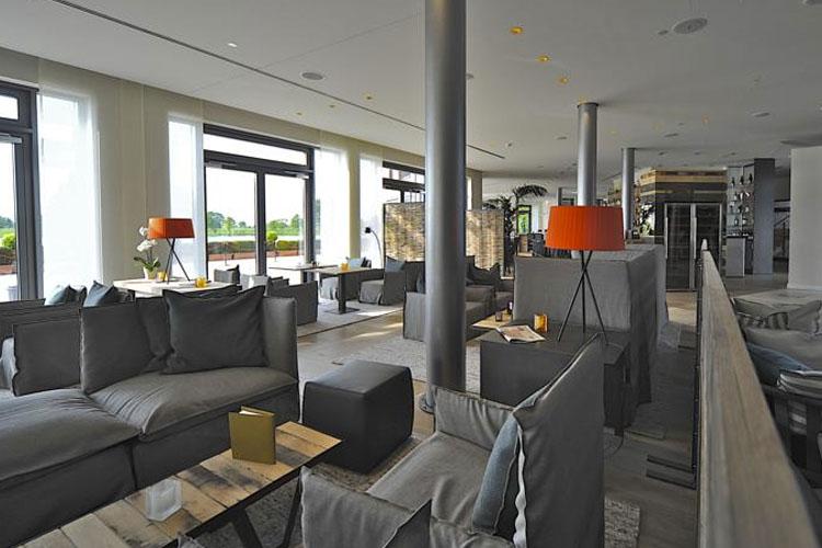 Lobby - Zollenspieker Faehrhaus - Hambourg