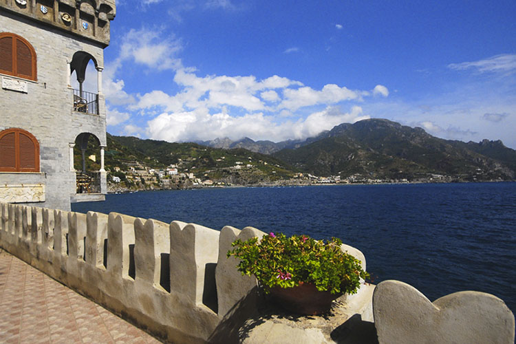 Views - Villa Scarpariello - Amalfiküste