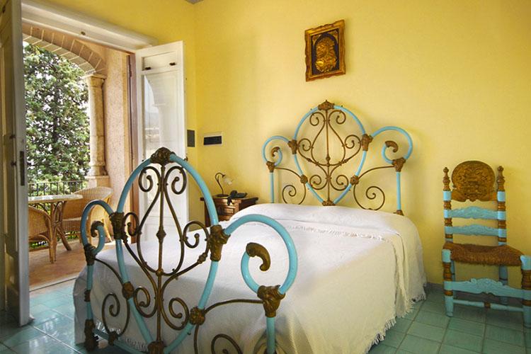 Glicine Double Room - Villa Scarpariello - Amalfiküste