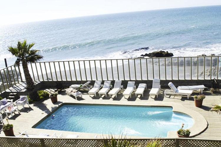 Pool - Hotel Playa el Cable - Constitución