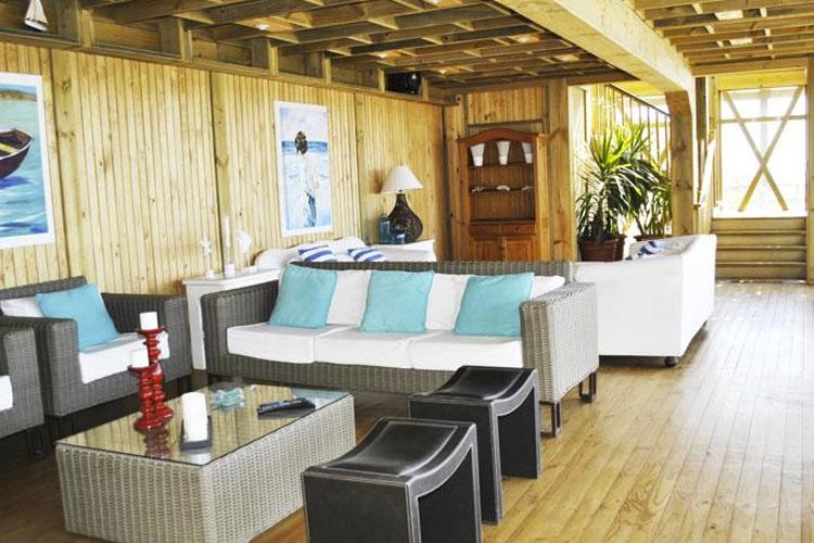 Lounge - Hotel Playa el Cable - Constitución