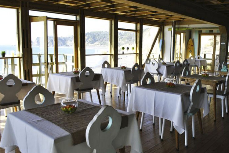 Dining Room - Hotel Playa el Cable - Constitución