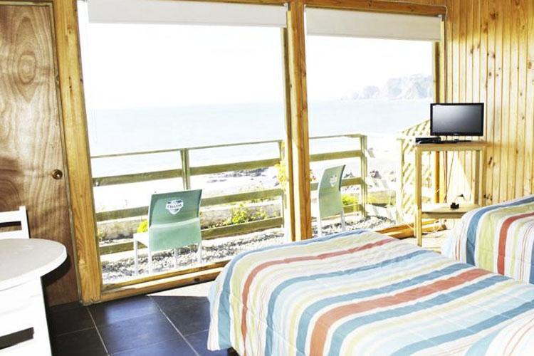 Twin Room - Hotel Playa el Cable - Constitución