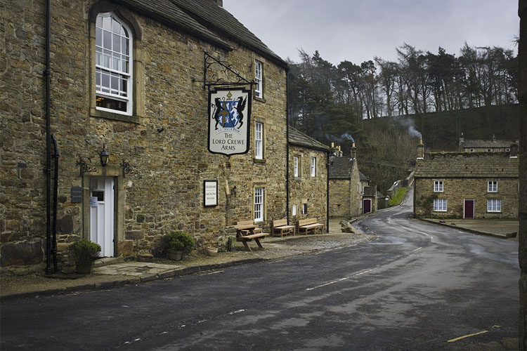 Facade - Lord Crewe Arms - Blanchland