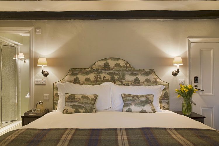 Double Room - Lord Crewe Arms - Blanchland