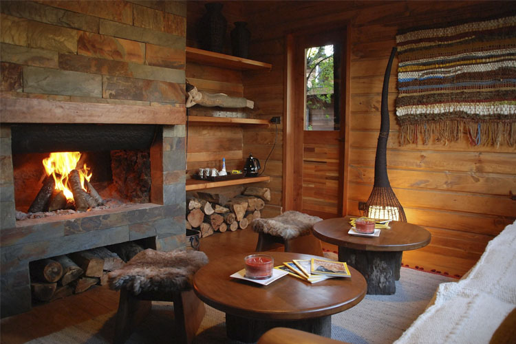 Lounge - Aldea Naukana - Púcon