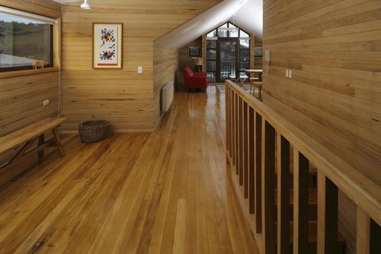 Interior - Palafito Lodge - Castro