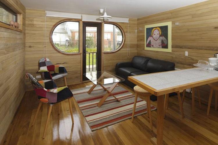 Common Area - Palafito Lodge - Castro