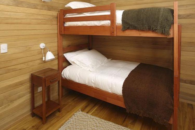 Twin Room - Palafito Lodge - Castro