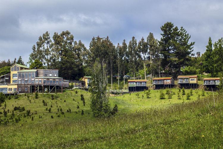 Exterior - Hotel Parque Quilquico - Castro