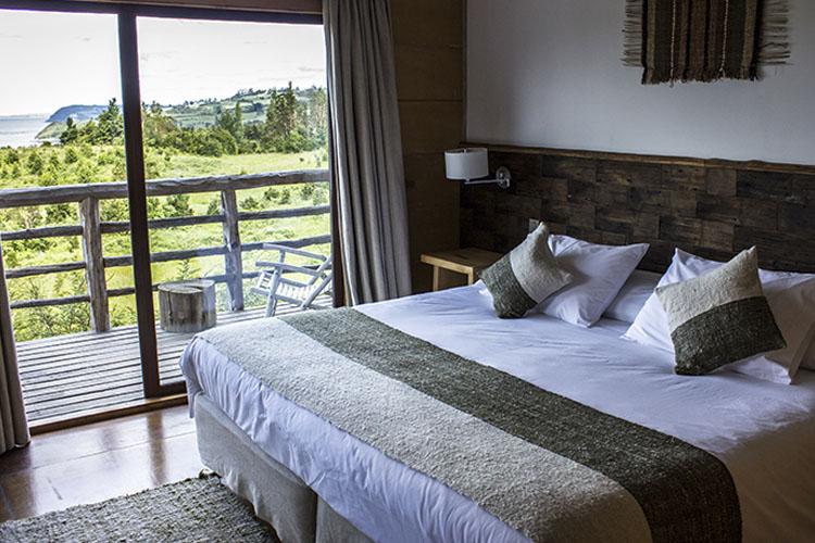 Double Room - Hotel Parque Quilquico - Castro