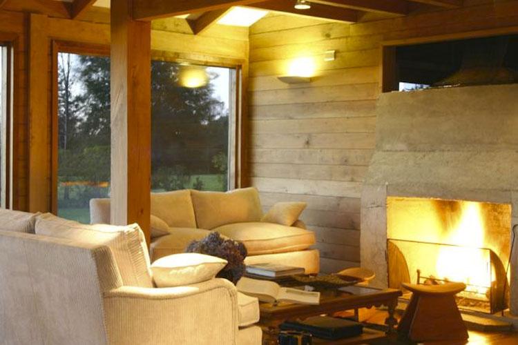 Lounge - Los Caiquenes Hotel Boutique - Puerto Varas