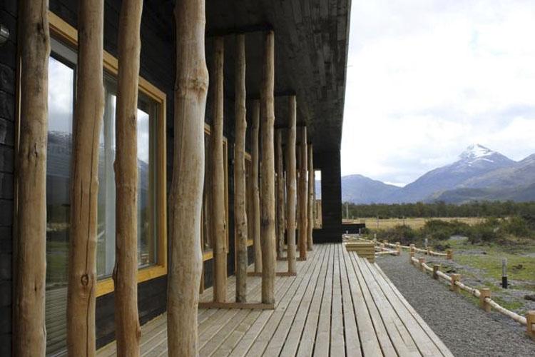 Exterior - Robinson Crusoe. Deep Patagonia - Villa O'Higgins