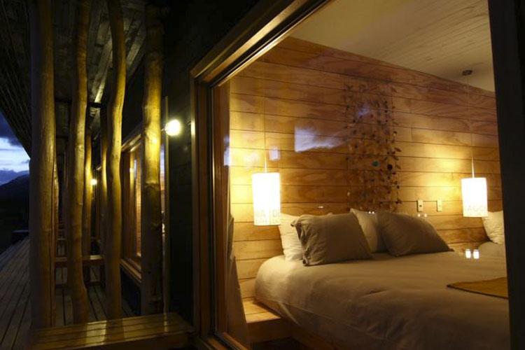Double Room - Robinson Crusoe. Deep Patagonia - Villa O'Higgins