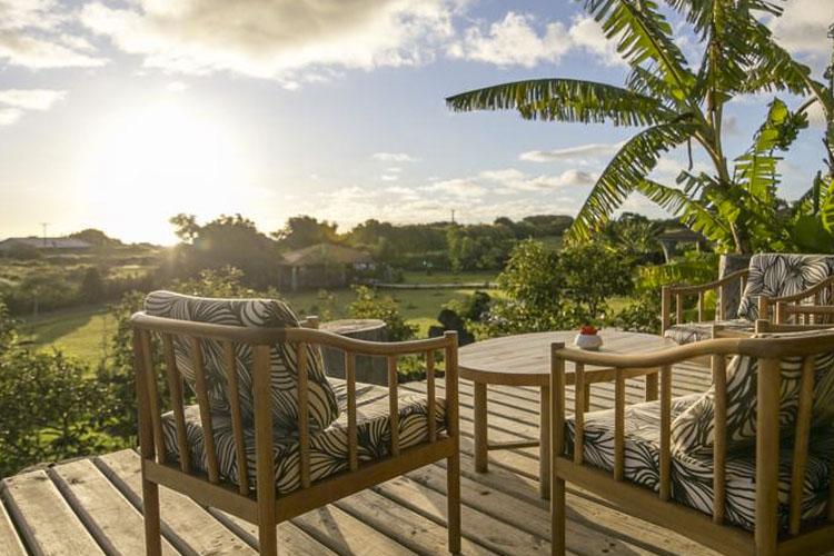 Terrace - Hare Noi - Easter Island